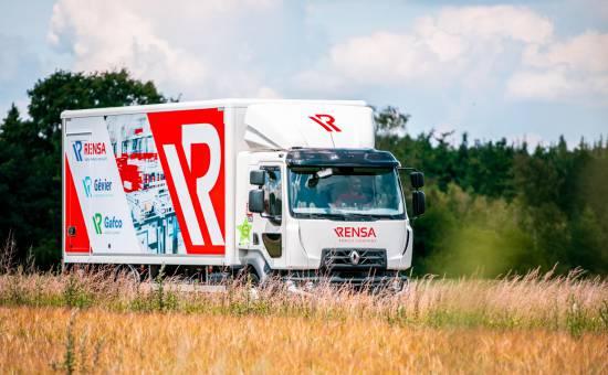 Rensa Family trapt af als deelnemer aan Open Bedrijvendag Doetinchem